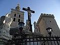 Cathédrale Notre-Dame des Doms d'Avignon - panoramio - Vinko Rajic (25).jpg