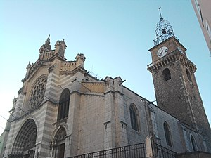 Roman Catholic Diocese of Digne - Digne Cathedral
