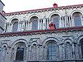 Cathédrale de Tournai, nef romane.JPG
