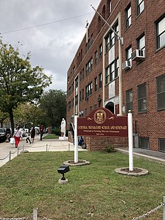 Cathedral Preparatory School and Seminary School and seminary, all-male school in New York City , New York, United States