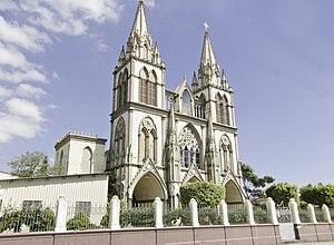 Cathedral Santa Tecla Enero 2011
