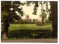 Cathedral from Castle Green, Hereford, England-LCCN2002696799.tif