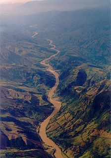 Cauca River river in Colombia