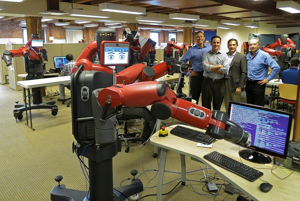 Baxter robot wikipedia - Cosa sono le finestre pop up ...