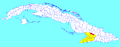 Cauto Cristo (Cuban municipal map).png