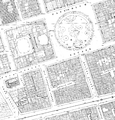 Cavendish Square and Old Cavendish Street 1870s Ordnance Survey map.png