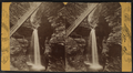 Cavern cascade, Watkins Glen, by Purviance, W. T. (William T.) 2.png