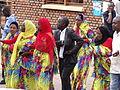 Celebrants at Festive Occasion - Along Nyabugogo Avenue - Kigali - Rwanda.jpg