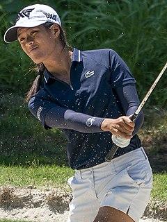 Céline Boutier Professional golfer