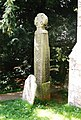 Celtic Cross at the Church of St Brynach - geograph.org.uk - 886779.jpg