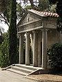 Cementiri de Terrassa, panteó de Francesc Alegre i Mercè de Sagrera (II).jpg