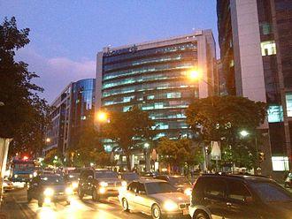 El Rosal, Caracas - Francisco de Miranda Avenue, El Rosal