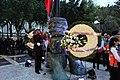 Ceremonia 30 años del Terremoto de México de 1985 - Plaza de la Solidaridad 02.JPG