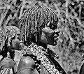 Ceremony Dancers, Hamer, Ethiopia (22884414265).jpg