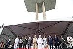 Cerimônia da Imposição da Medalha da Vitória e comemoração do Dia da Vitória, no Monumento Nacional aos Mortos da 2ª Guerra Mundial (26315261463).jpg