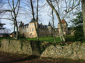 Image illustrative de l'article Château de Dracy-lès-Couches