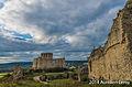 Château Gaillard Les Andelys Tour et Muraille.jpg