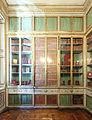 Château de Versailles, petit appartement de la reine, 1er étage, bibliothèque, élévation 4.jpg