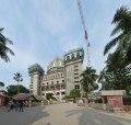 Chandrodaya Mandir Under Construction - Temple Of Vedic Planetarium - ISKCON Campus - Mayapur - Nadia 2017-08-15 2263-2269.tif