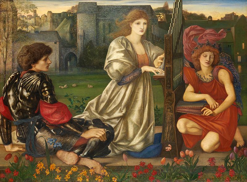 File:Chant d'Amour 1868-73 Edward Burne-Jones.jpg
