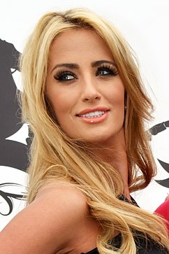 Chantelle Houghton English television personality