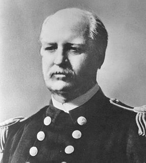 Charles F. Shoemaker Captain Commandant of the United States Revenue Cutter Service
