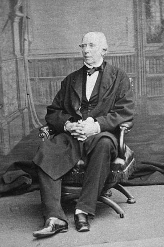 Charles Hastings (English physician) - Hastings in 1864