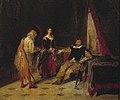 Charles Robert Leslie (1794-1859) - Sketch for 'Twelfth Night', Act I, Scene 3 - N01805 - National Gallery.jpg