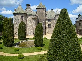 Château de Cordès castle