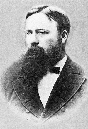 Chauncey Wright - Chauncey Wright, c. 1870