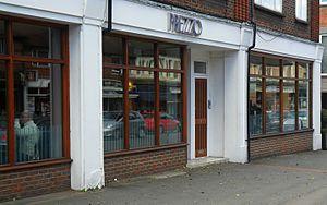 Prezzo (restaurant) - Prezzo restaurant in Cheam Village, Greater London