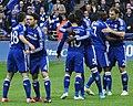 Chelsea 2 Spurs 0 Capital One Cup winners 2015 (16667314846).jpg