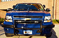Chevy Tahoe Michigan State Police car front.jpg