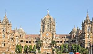1888 in architecture - Victoria Terminus, Bombay