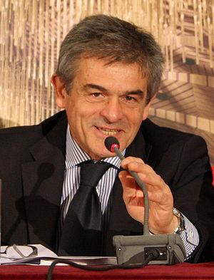 Sergio Chiamparino - Image: Chiamparino
