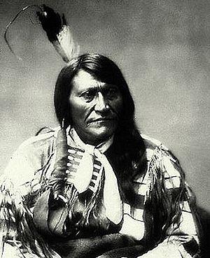 Two Strike (Lakota leader) - Image: Chief Two Strike