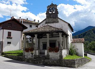 Socchieve Comune in Friuli-Venezia Giulia, Italy