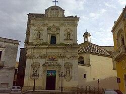 Chiesa madre di Monteroni di Lecce.jpg