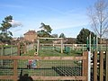 Children's playground near Fishbourne Club - geograph.org.uk - 661153.jpg