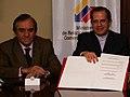 Chile entrega el depósito de Ratificación al Tratado de Unasur (5199664882).jpg