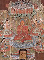 Image of Amitābha Buddha