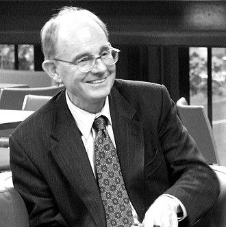 Chris Mullin (politician) - Image: Chris Mullin MP