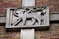 Christ Church, Burney Lane, Birmingham - Bloye - Holy Lamb.jpg