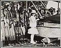 """Christening of the seaplane """"Tilikum"""" during the Golden Potlatch, Seattle, July 1914 (MOHAI 5637).jpg"""