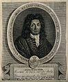 Christian Mentzel. Line engraving by S. Blessendorf, 1694, a Wellcome V0003974.jpg