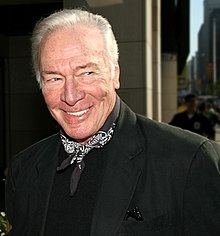 Christopher Plummer på Toronto International Film Festival 2007.