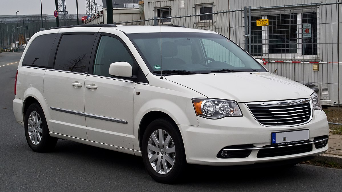 Town And Country Toyota >> Chrysler Town & Country – Wikipédia, a enciclopédia livre