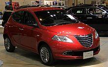 Lancia Ypsilon - Wikipedia