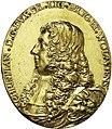 Chrystian legnicko-brzeski (medal, Daniel Vogt, 1663).jpg