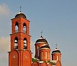 Church of Holy Trinity in Korolyov (large building) 2.jpg